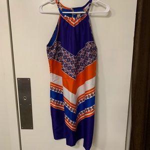Banana Republic Scarf Print Shift Dress